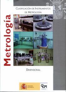 Figura 1.   Portada. Clasificación de Instrumentos de Metrología